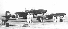 Aircraft Picture - Yokosuka D4Y1 before takeoff