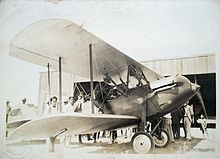 Aircraft Picture - Waco 10 giving joy rides, c.1930