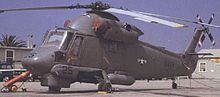 Aircraft Picture - The HH-2C CSAR version from HC-7 during the Vietnam War.
