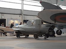 Aircraft Picture - The rear of Ohka, Royal Air Force Museum Cosford