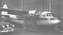 Aircraft Picture - Percival Prince 3E executive aircraft of Standard Motor Co. at Croydon Airport in April 1954