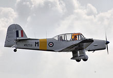 Aircraft Picture - A preserved Percival Prentice giving a pleasure flight in 2007