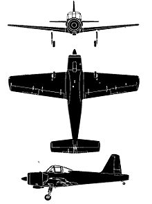 Aircraft Picture - Percival Provost T.1