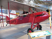 Aircraft Picture - Waco 10 (or GXE) in the Canada Aviation Museum.