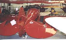 Aircraft Picture - Waco PBA side-by-side biplane of 1932