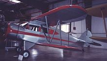 Aircraft Picture - Waco UIC