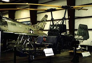 Airplane Picture - K-225 displayed at the New England Air Museum, Windsor Locks, Connecticut, in June 2005