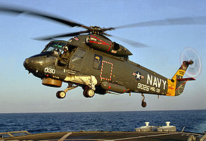 Airplane Picture - SH-2F Seasprite of the US Navy
