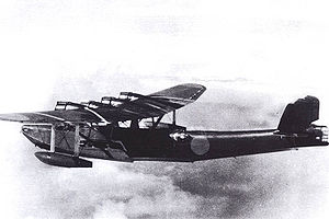 Aircraft Picture - Kawanishi H6K