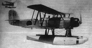 Aircraft Picture - Kawanishi E7K
