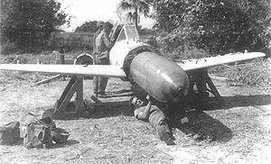 Aircraft Picture - Disarming the bomb