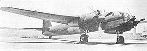 Aircraft Picture - Version P1Y1a/P1Y2a, since it has a single forward cannon, and no dorsal turret