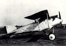 Airplane Picture - Captured Albatros D.II