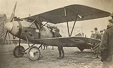 Airplane Picture - Captured Albatros D.V (serial D.1162/17) with British roundels