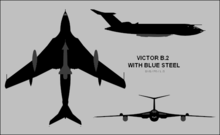 Airplane Picture - 3-view of Victor B.2