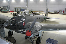 Airplane Picture - The He 111P-2, Wk Nr 1526, built in 1939