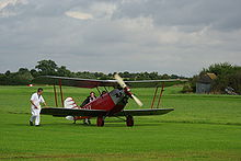 Airplane Picture - Shuttleworth's Martlet at Old Warden