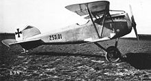 Airplane Picture - Albatros D.III (Oeffag) series 253, with later production rounded nose