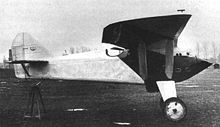 Airplane Picture - First prototype after modification