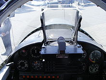Airplane Picture - HUD mounted in PZL TS-11F Iskra (MSPO 2008).