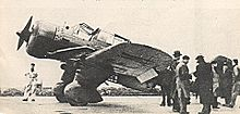 Airplane Picture - PZL.23A Karas (registered SP-BMF) on display during Paris Air Show in 1936