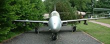 Airplane Picture - TS-11 Iskra bis B - front view