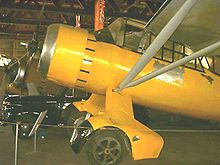Airplane Picture - Westland Lysander Mk IIIA at the Commonwealth Air Training Plan Museum, Brandon, Manitoba, Canada