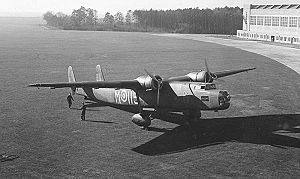 Warbird Picture - Harrow of No. 115 Squadron RAF