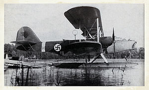 Warbird Picture - Finnish He 59