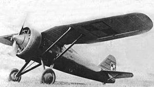 Warbird Picture - PZL P.7