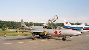 Warbird Picture - TS-11 Iskra bis DF at Radom Air Show 2005