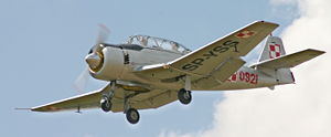 Warbird Picture - TS-8 during Gx�raszka Air Show 2007