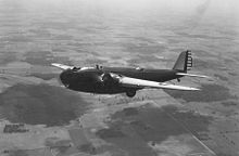 Airplane Picture - Martin XB-907