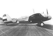Airplane Picture - Side view of Dutch Martin Model 166