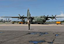 Airplane Picture - Brazilian Air Force C-130E