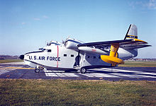 Airplane Picture - Air Force HU-16B