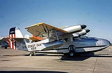 Airplane Picture - Grumman J4F-1 of the United States Coast Guard preserved at the National Museum of Naval Aviation at Pensacola, Florida in 2002