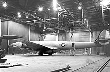 Airplane Picture - An EC-121D of the 552nd AEWCW at McClellan AFB.