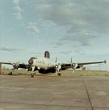 Airplane Picture - The EC-121K