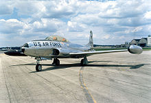 Airplane Picture - Lockheed T-33A USAF