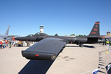 Airplane Picture - A two-seat U-2 TR-1B