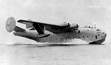 Airplane Picture - The prototype XPB2M-1 Mars