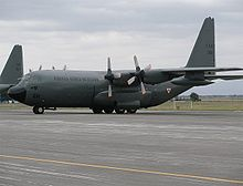 Airplane Picture - Mexican Air Force C-130A