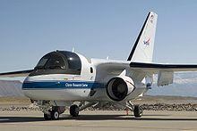 Airplane Picture - The S-3B BuNo 160607 is operated by NASA since 2009.