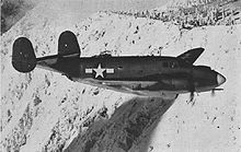 Airplane Picture - A PV-2 Harpoon in flight in 1945