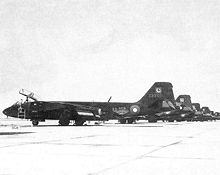 Airplane Picture - PAF B-57s