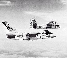 Airplane Picture - The S-3A replaced the aging S-2 Tracker in 1975