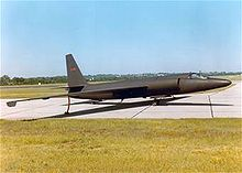 Airplane Picture - Original U-2A at USAF Museum