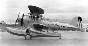 Warbird Picture - Grumman JF-2 Duck in United States Coast Guard service.