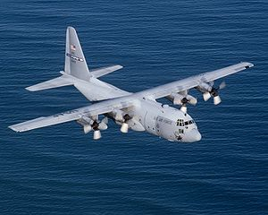 Warbird Picture - USAF C-130E
